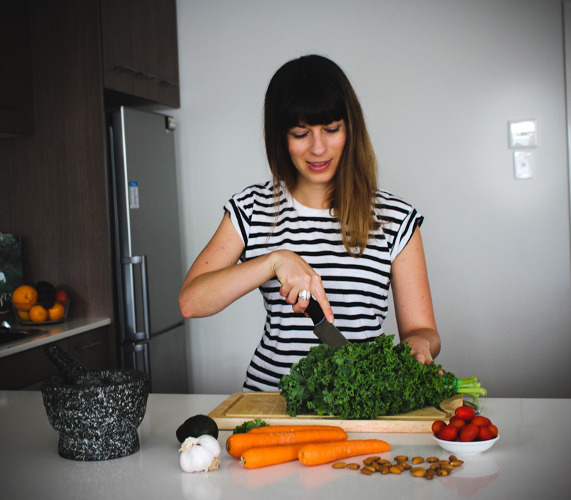 Dearna - to her core wholefoods blog Hobart Tasmania