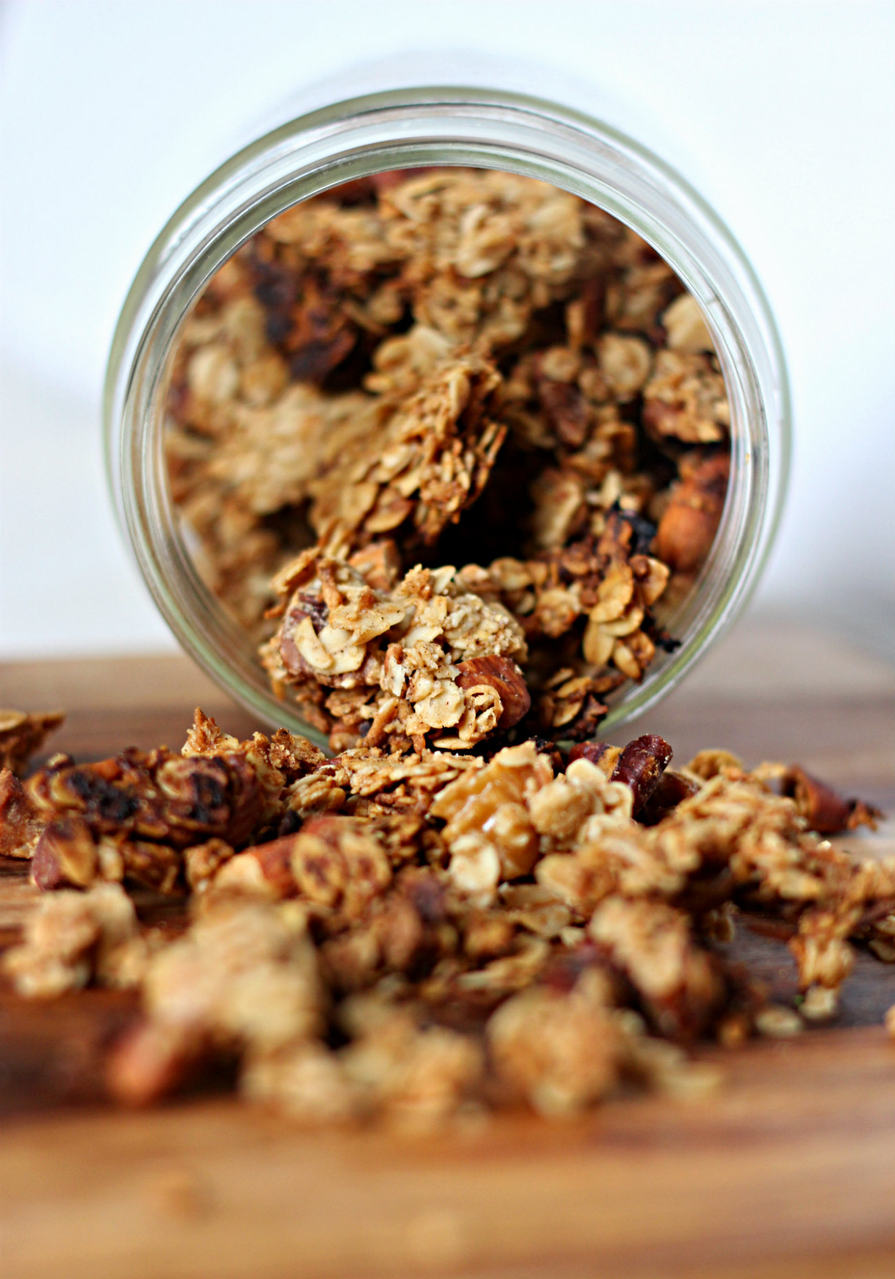 Gingerbread Granola 3