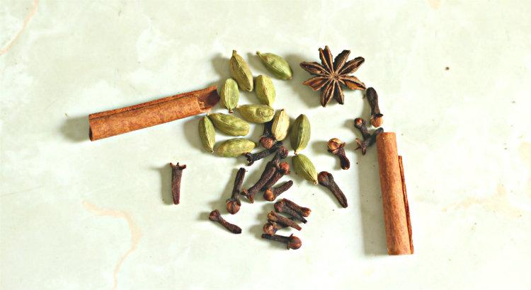 Masala chai tea blend   to her core