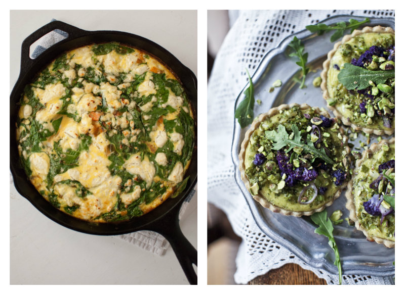 baked egg dishes - to her core