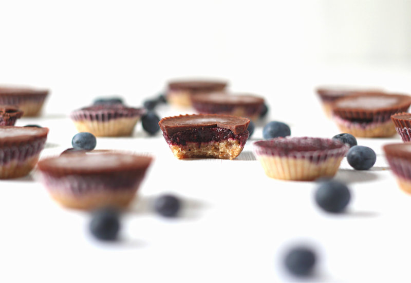 peanut butter jelly cups - tohercore