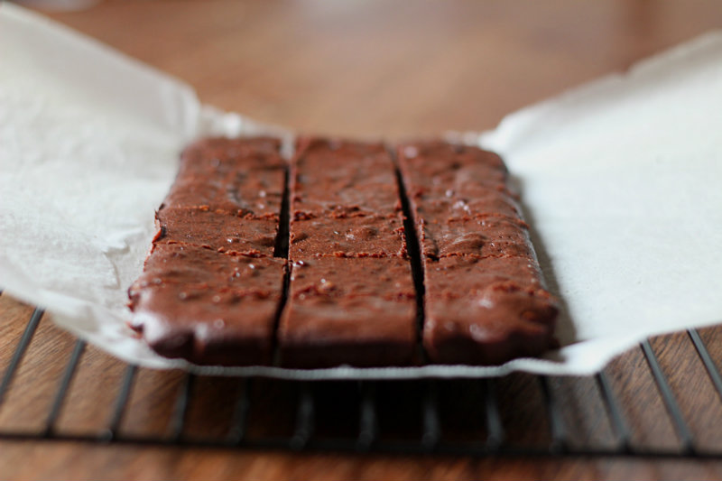 The ultimate cacao brownie