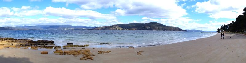 Dennes Point - Bruny Island - to her core