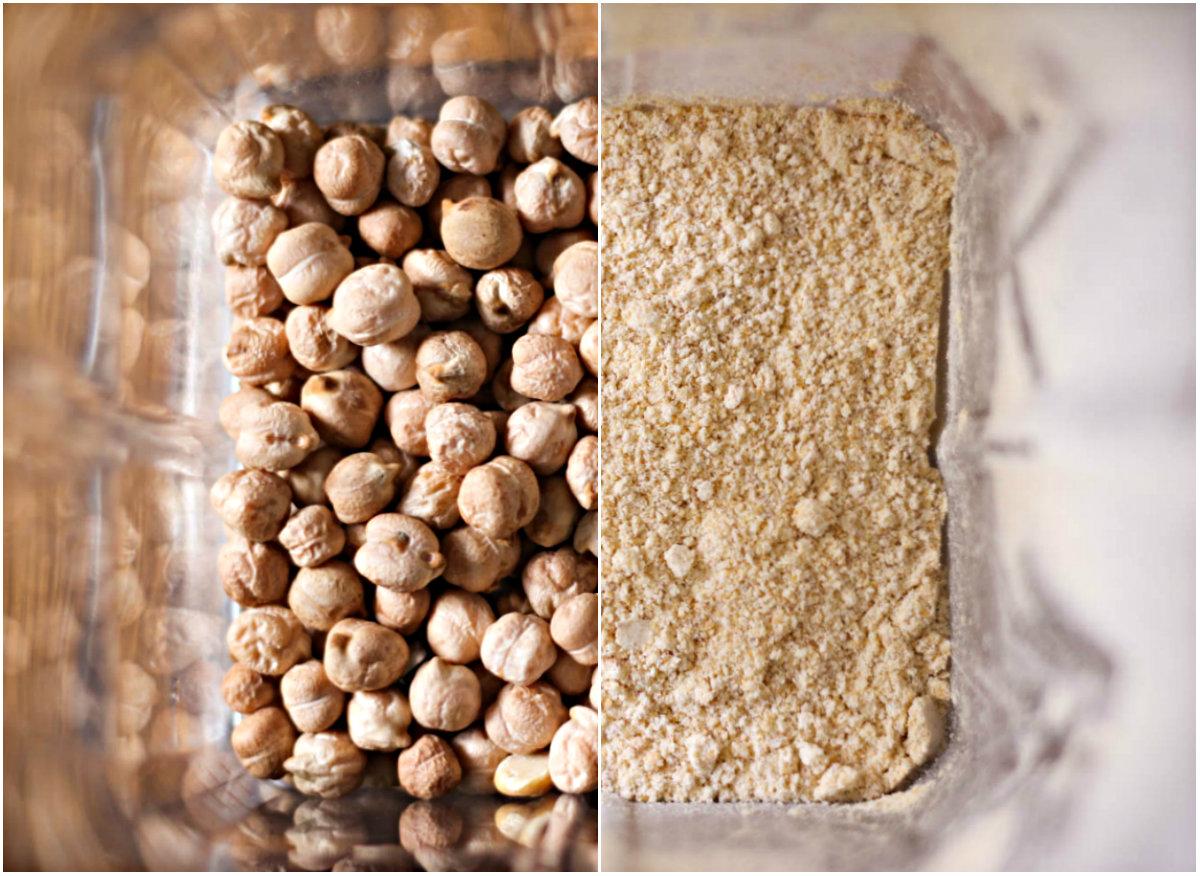 How to make flour 79