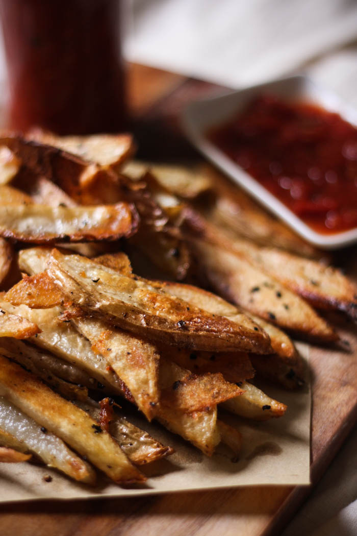 The best hot chip (or fries, if you will) recipe ever! The only one you'll ever need