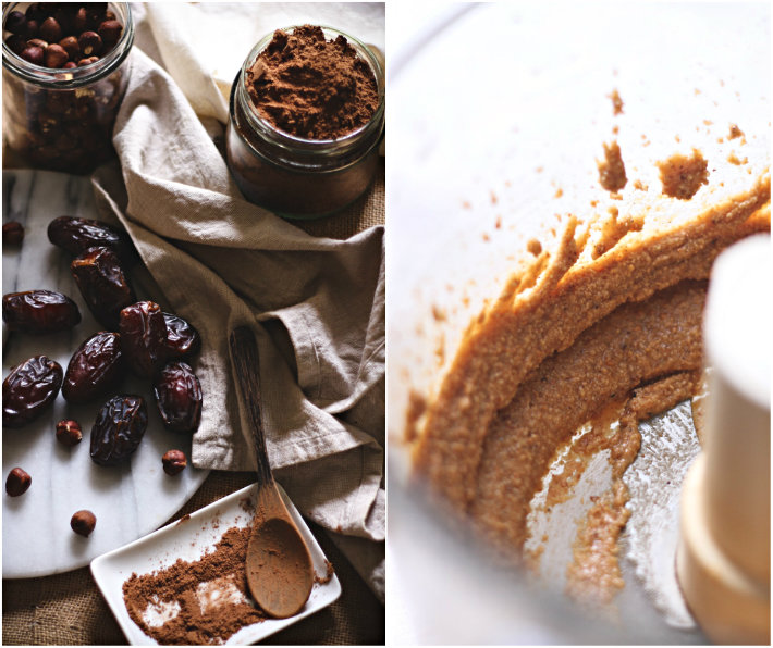 Hazelnut Truffle Fudge Recipe — Dishmaps