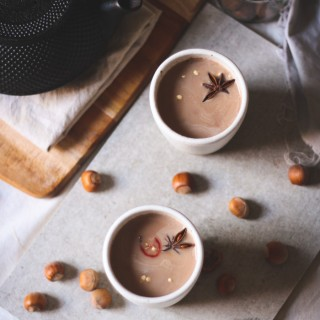 Chilli chai hot chocolate