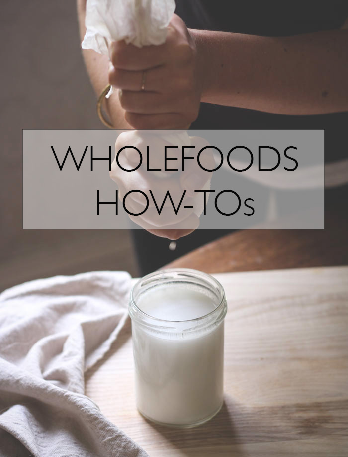 wholefood how to tall