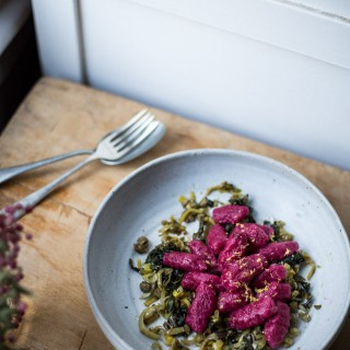 beetroot gnocchi - to her core 10 txt