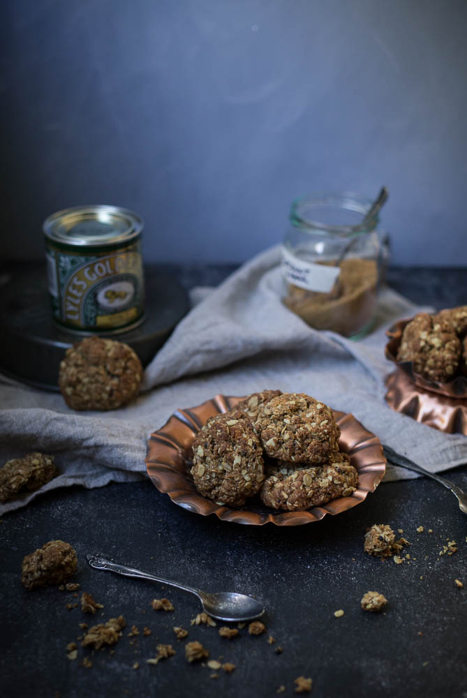 Anzac biscuits - To Her Core