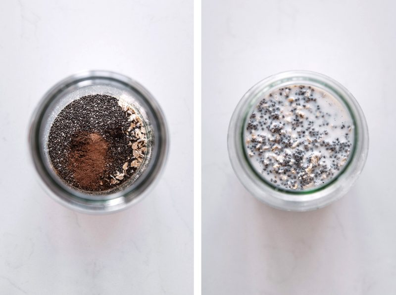 Chia Breakfast Pots| To Her Core txt