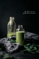 Green smoothie - To Her Core
