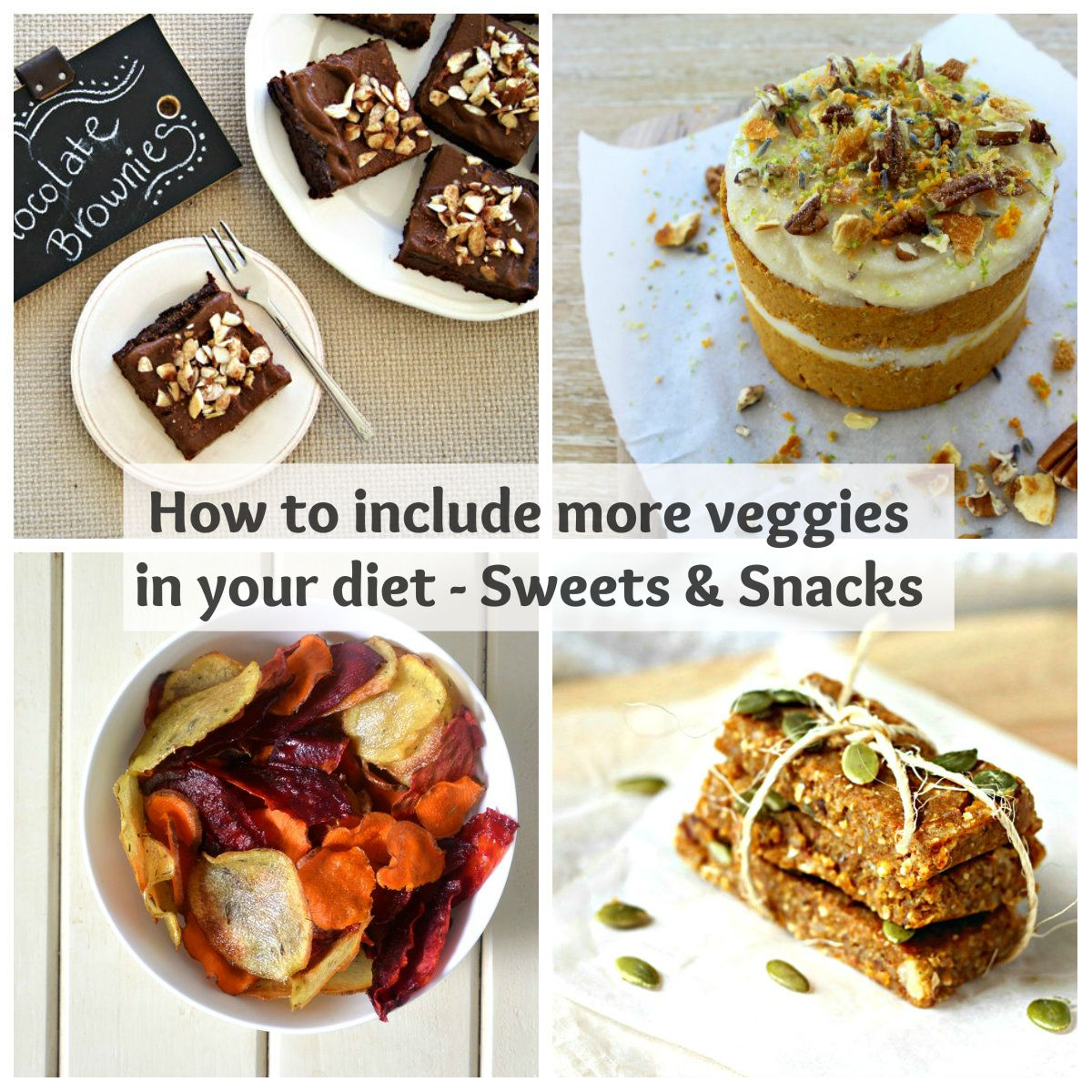 How to include more veggies in your diet - to her core