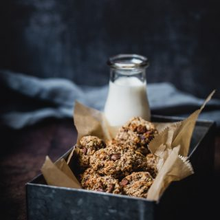 Lactation choc chip cookies | To Her Core